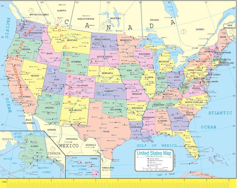 Hudson's U.S./World Notebook Map - Hudson Map Company on hotel company, twitter company, media company, profile company, element company,